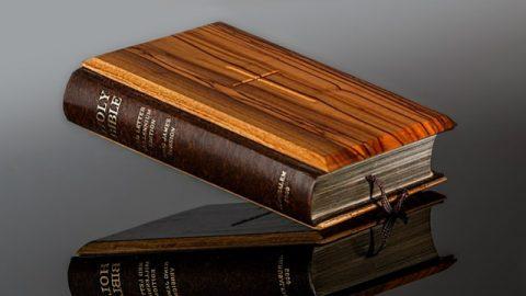 Como tratar a Bíblia