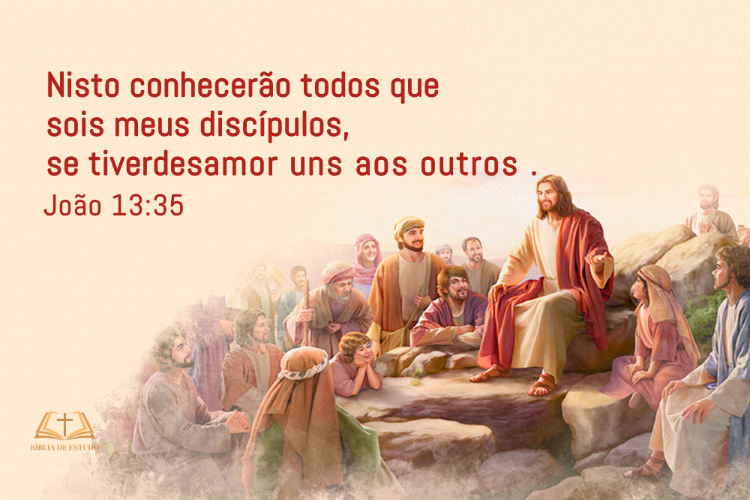 João 13:35 | Amar uns aos outros