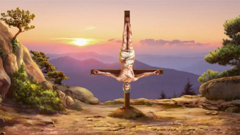 Pedro,Cruz,Acredite em Deus