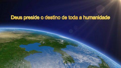 "Palavra de Deus ""Deus preside o destino de toda a humanidade"""