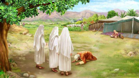 Deus promete dar a Abraão um filho