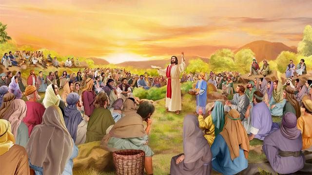 Jesus opera milagres