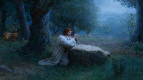 Oração do Senhor Jesus