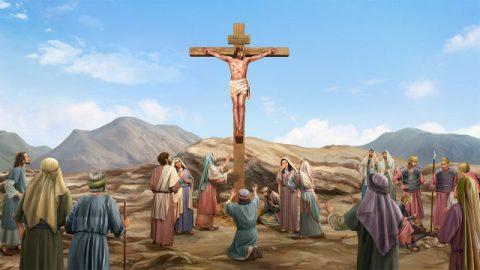 O Senhor Jesus crucificado