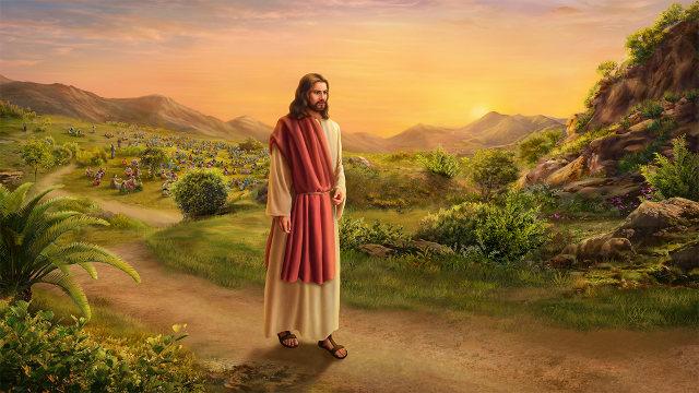 O Senhor Jesus deixou 5.000 pessoas