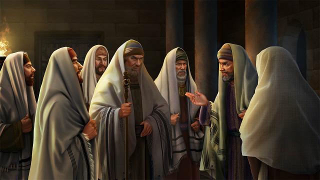Fariseus e Saduceus