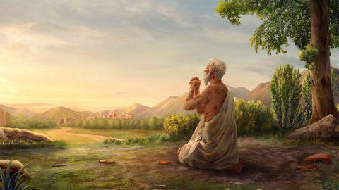 Uma interpretação da história de Jó: o surgimento de doença ou aflição também é a graça de Deus