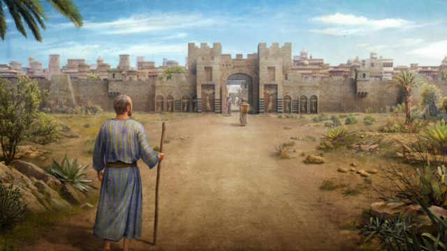 O aviso de Deus Jeová alcança os ninivitas