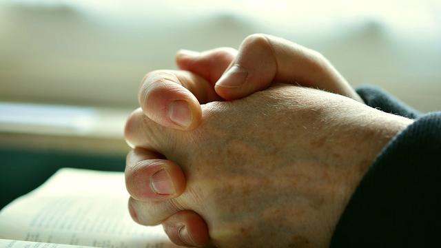Gesto de oração