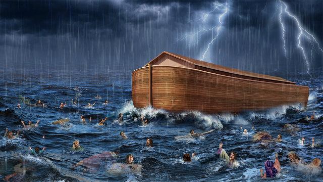 Os avisos que a Arca de Noé dão ao povo dos últimos dias