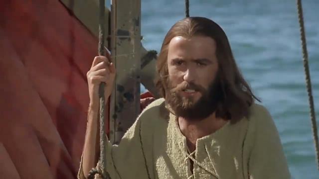 Filme Jesus – A parábola do fariseu e o cobrador de impostos