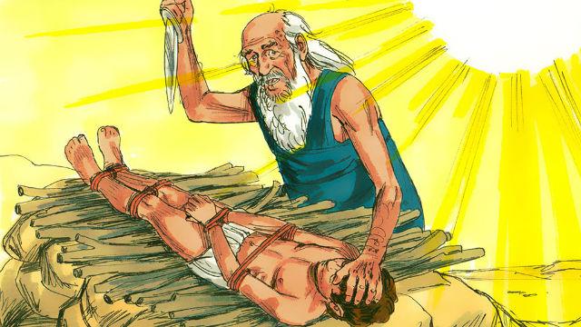 Gênesis – Abraão Oferece Isaque