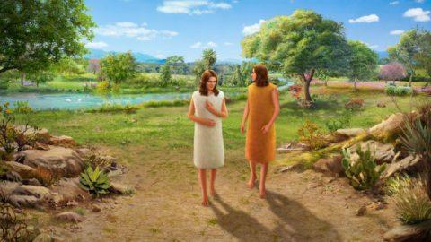 Gênesis – Adão e Eva são Expulsos do Jardim do Éden