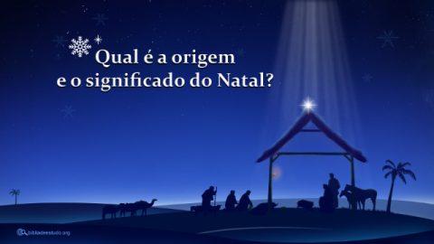 Qual é o significado do Natal, e você está adorando o Senhor Jesus verdadeiramente?