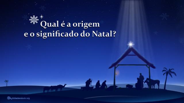 Leitura cristã: Qual é a origem e o significado do Natal?