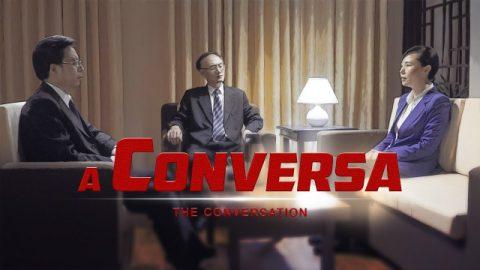 """Filme religioso """"A Conversa"""""""