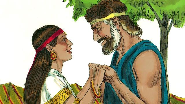 Gênesis – Jacó e Raquel