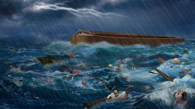 Gênesis – A história do dilúvio na bíblia