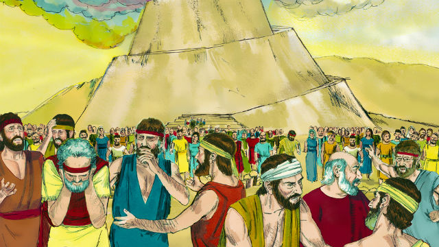 Gênesis – Deus Confunde o Idioma de Toda a Terra