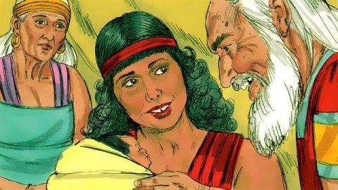 Gênesis - Agar e Ismael