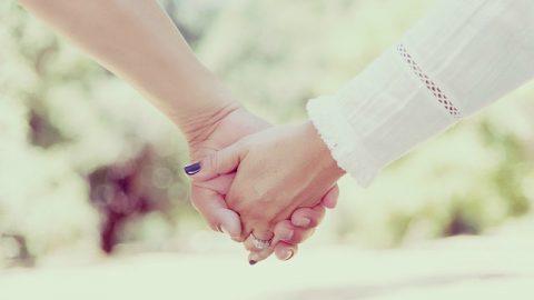 Casamento feliz: Deus salvou o casamento dela
