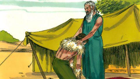 Gênesis – Isaque Abençoa Jacó