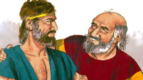 Gênesis – Jacó Escolhe Seu Salário com Labão