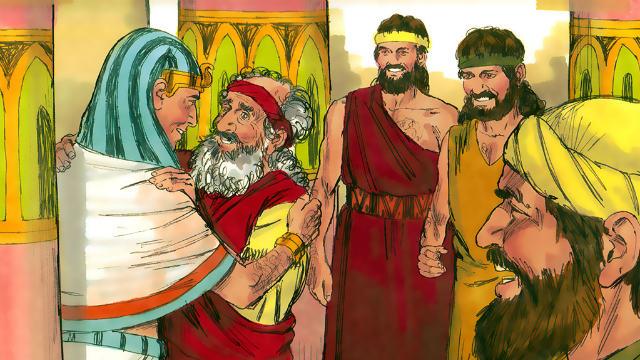 Gênesis – Jacó vai ao Egito se encontrar com José