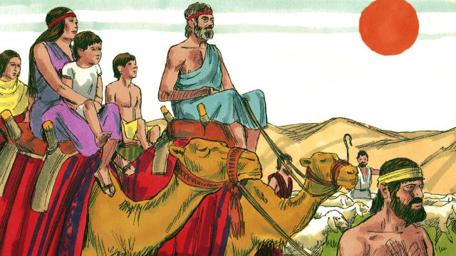 Gênesis – Jacó Volta a Betel
