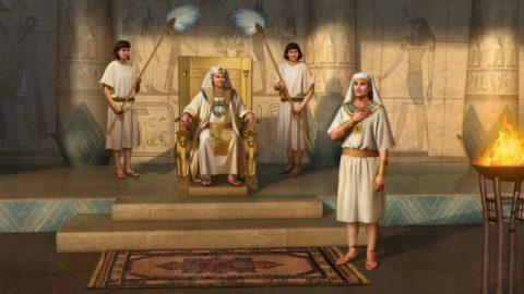 Gênesis – José se Torna Primeiro-Ministro do Egito