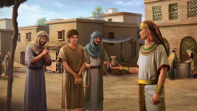 Gênesis – José é Vendido no Egito