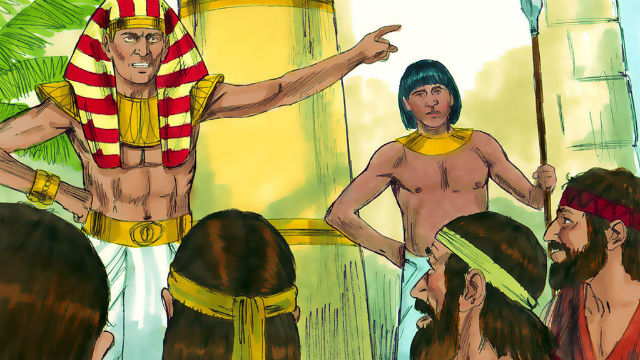Gênesis – José Encontra seus Irmãos
