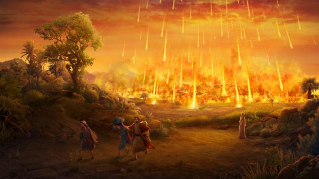 A Destruição de Sodoma e Gomorra