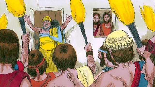 Gênesis – A Destruição de Sodoma e Gomorra