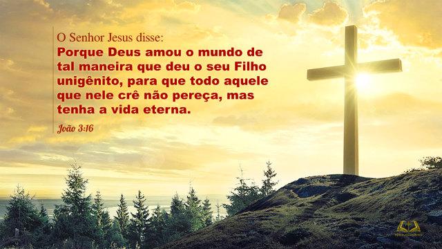 Versículos sobre o Amor de Deus