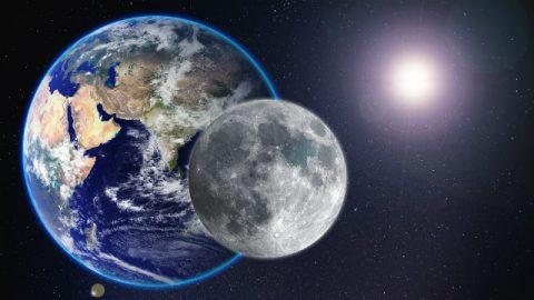 No quarto dia, as estações, dias e anos da humanidade passam a existir à medida que Deus exerce Sua autoridade novamente