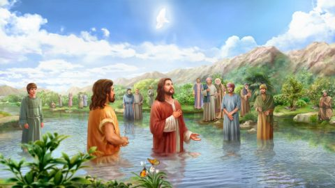 Por que a identidade do Jesus Cristo era diferente de João Batista