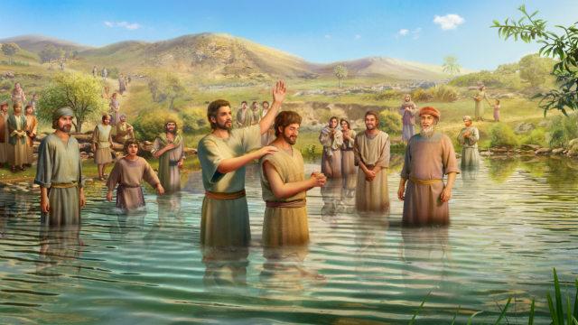 Qual é a obra dos apóstolos? Ela pode representar a obra de Deus?