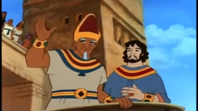 Desenhos Bíblicos – José no Egito