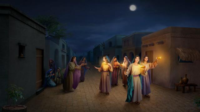 Virgens prudentes, Como esperar pela segunda vinda do Senhor Jesus