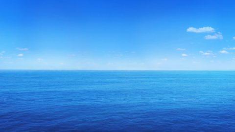 No segundo dia, a autoridade de Deus arranja as águas e cria o firmamento, e surge um espaço para a sobrevivência humana mais básica