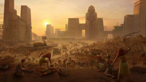 Êxodo - Os Israelitas são Oprimidos por um Novo Faraó