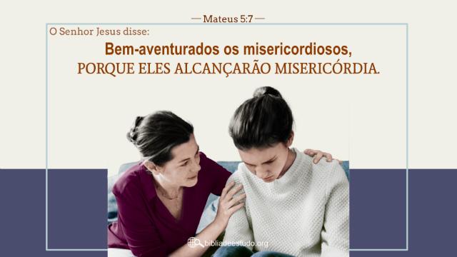 Versículos da Bíblia sobre a Compaixão