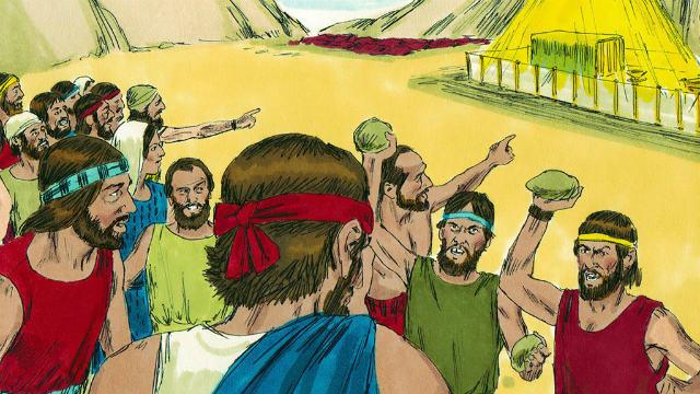 Números - Jeová Castiga o Povo que Reclama