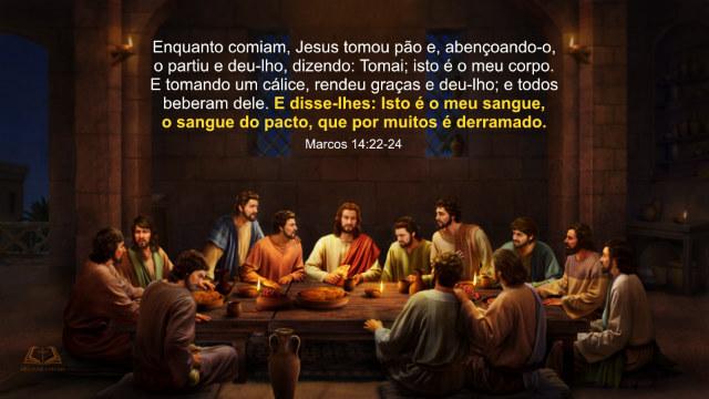 Versículos sobre a Comunhão