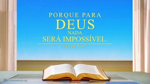 Versículo do Dia: Lucas 1:37 Estudo