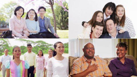 Deus traça limites entre diferentes raças