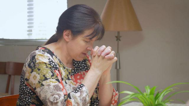 oração para filho doente