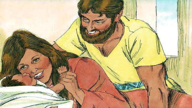 Estudo sobre o nascimento de Sansão