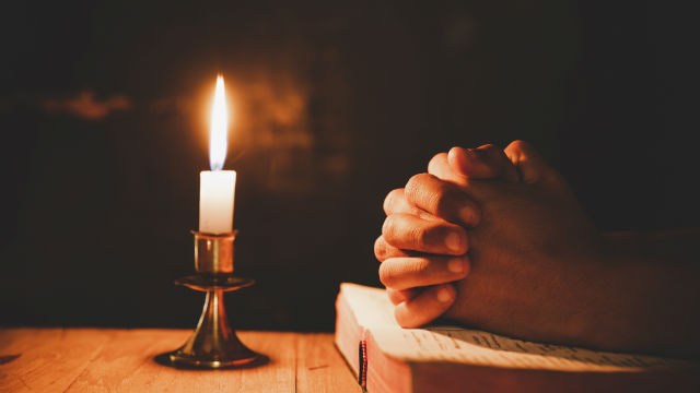 Oração de arrependimento